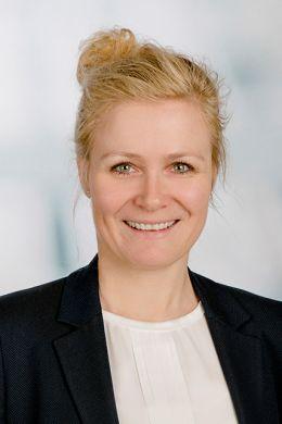 Kathrin Stauber, Geschäftsführende Gesellschafterin, München