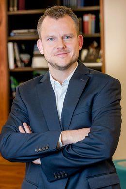 Steffen Gumprecht, Geschäftsführender Gesellschafter, Oberhaching